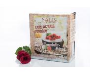 Rózsa illatú kénes-jódos fürdősó 5kg