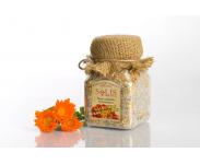 Sare de baie cu plante medicinale GĂLBENELE 450g