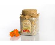 Sare de baie cu plante medicinale GĂLBENELE 1000g