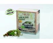 Gyógynövényes fürdősó gyógyhatású iszappal 0,5kg