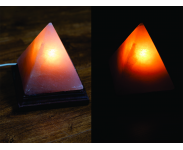 Lampă de Sare Himalaya Piramidă