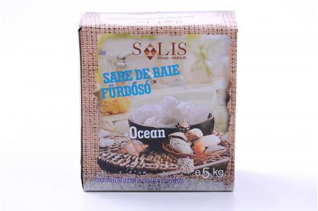 Óceán illatú kénes-jódos fürdősó 5kg