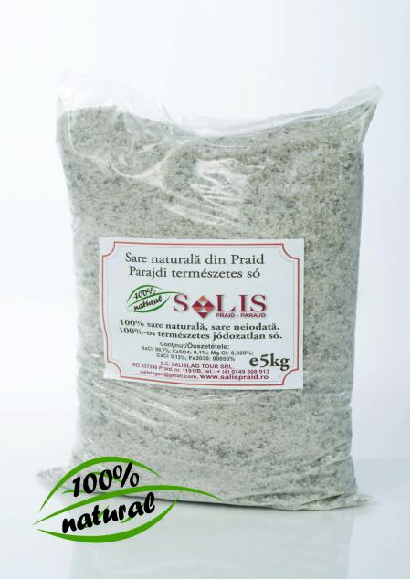 Parajdi ipari természetes só 5kg