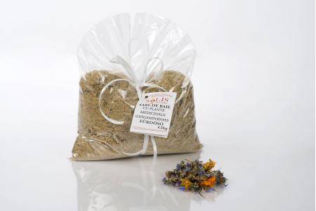 Sare de Baie - Relax Plante Medicale 2kg